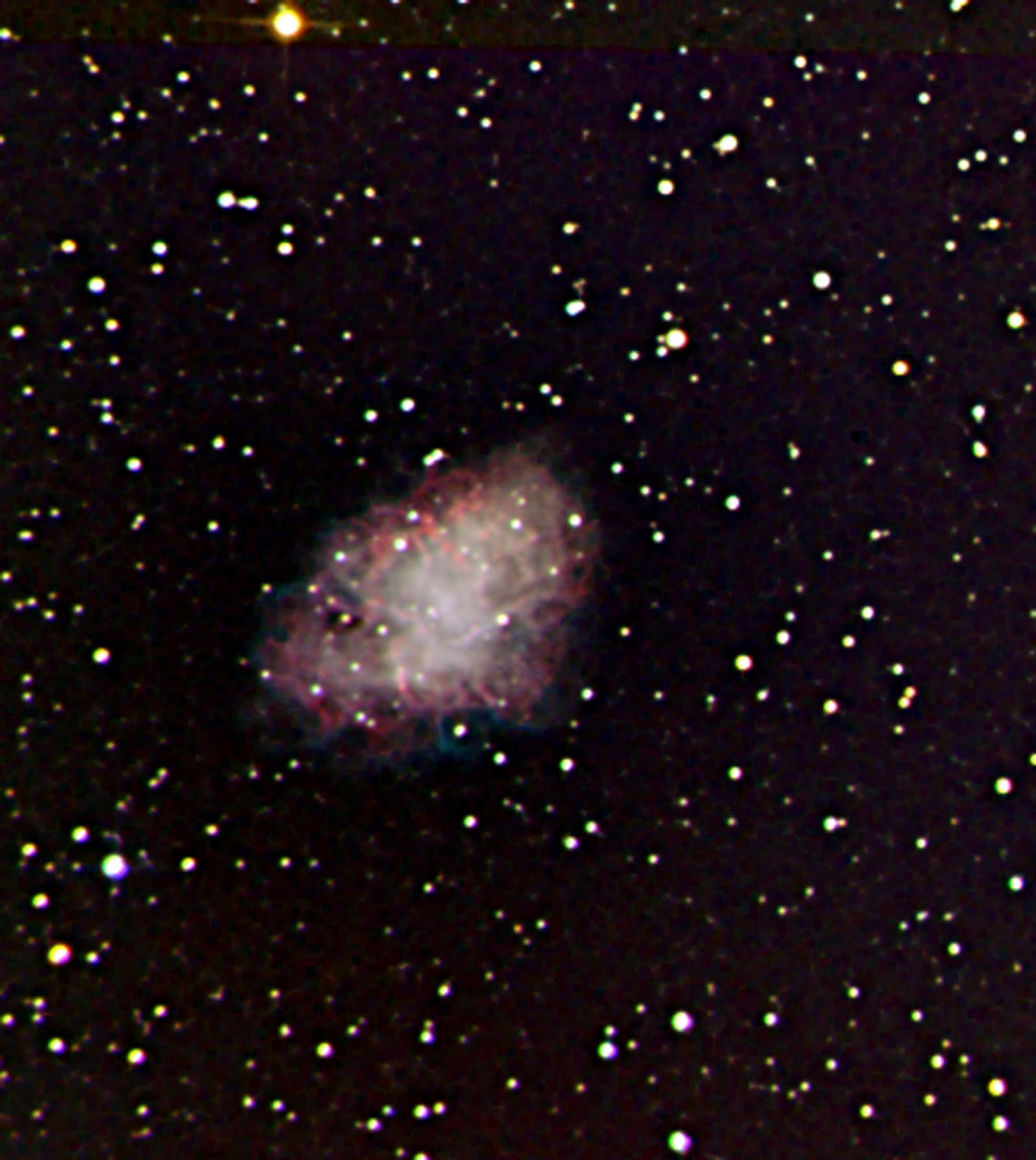 crab nebula to earth distance - photo #43