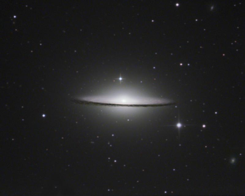 sombrero galaxy screensaver - photo #4